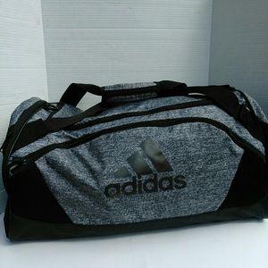 Adidas athletic duffle bag size Large